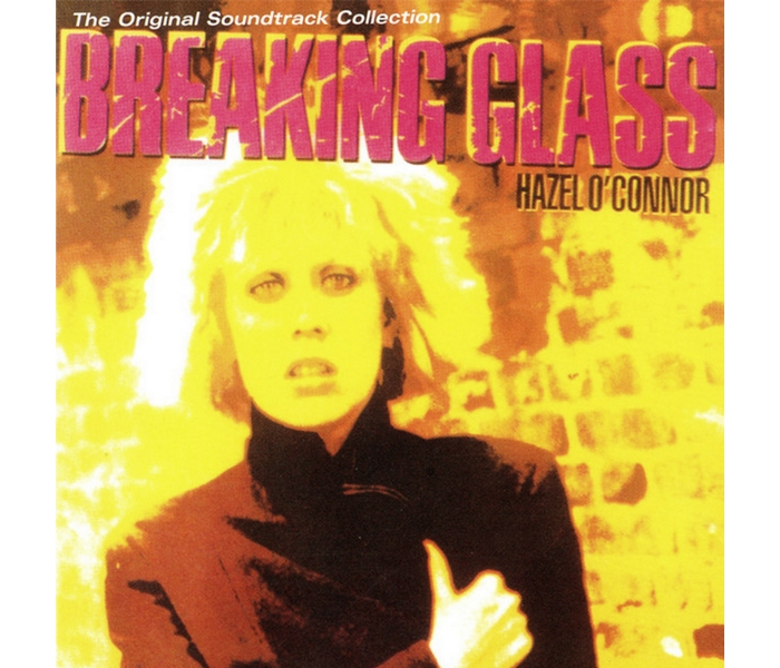 Hazel O'Connor - Breaking Glass - Front Cover