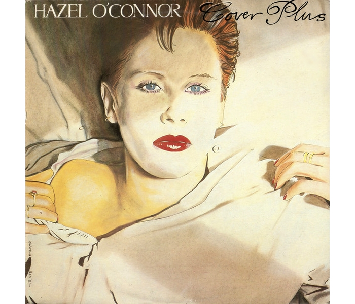 Hazel O'Connor - Cover Plus - Front Cover