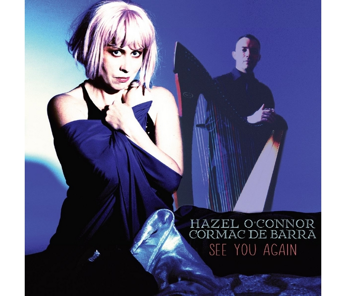 Hazel O'Connor - See You Again - Front Cover
