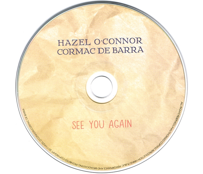 Hazel O'Connor - See You Again - Disk